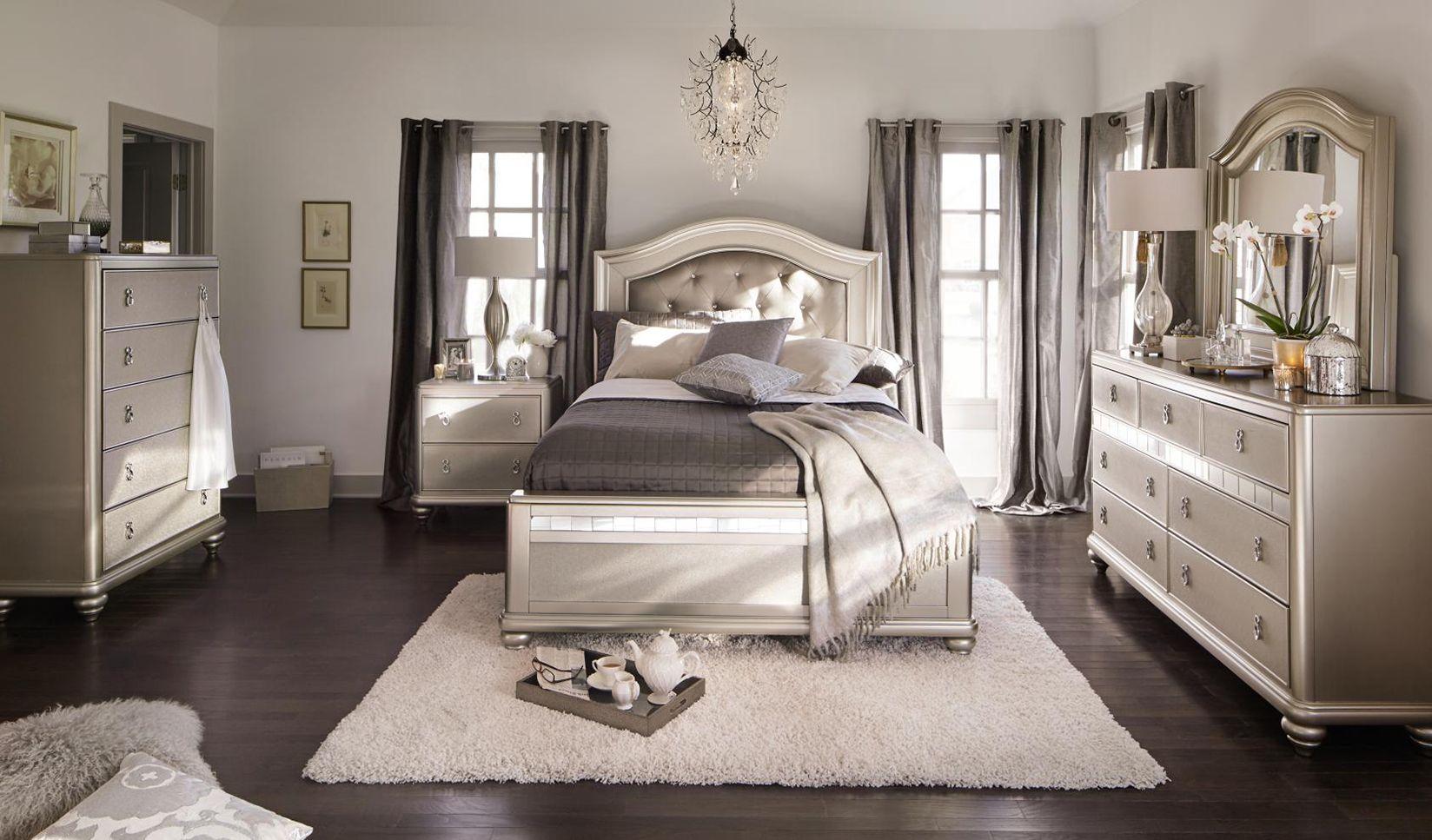 Best Platinum Resplendence The Serena Bedroom Suite Offers An 400 x 300
