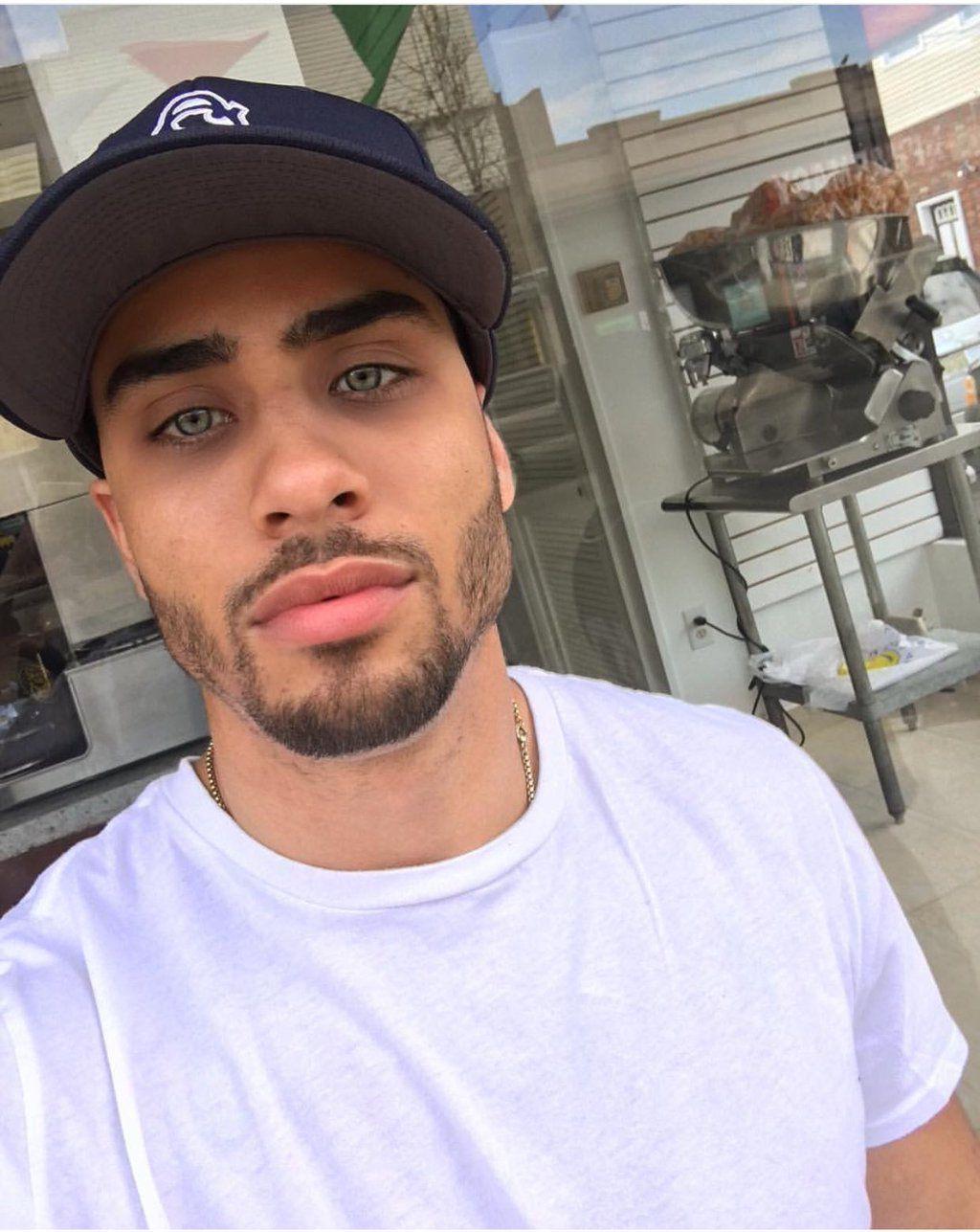 Beautiful black guys