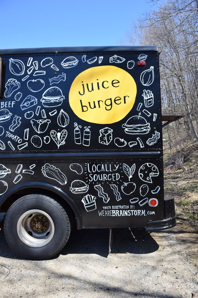 Catering Trailer For Hire Sticker Cafe Burger Van Stickers Catering.