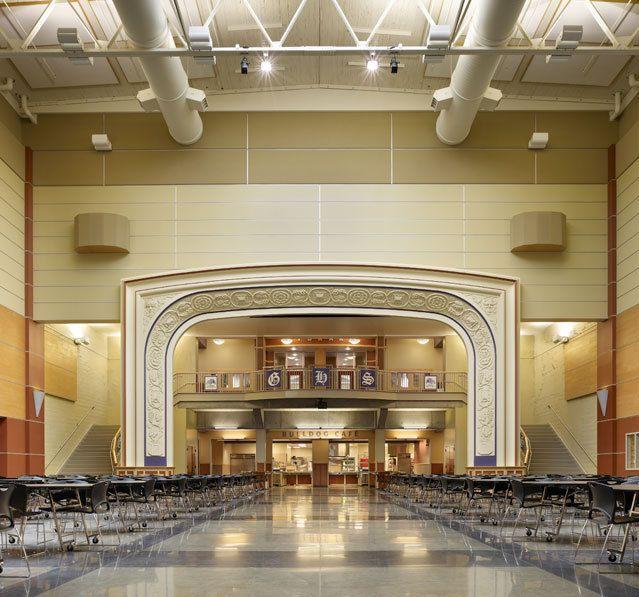 Blrb Architects Seattle Neighborhoods Architect Garfield High School