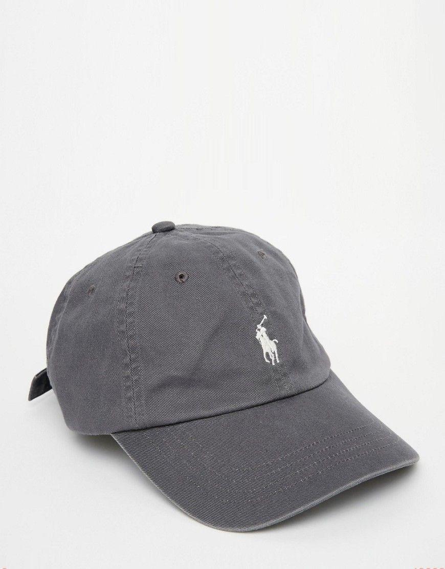 Polo Ralph Lauren - Casquette de baseball avec logo   logo loup ... fff72c82e18
