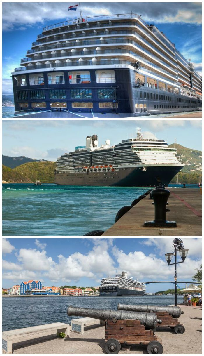 Choose The Ms Zuiderdam Cruise Ship: The Premier Member Of