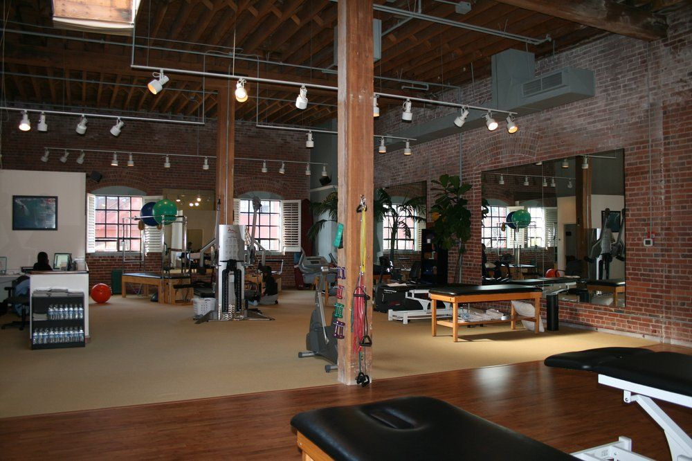 Potrero physical therapy san francisco ca united for Physical therapy office layout