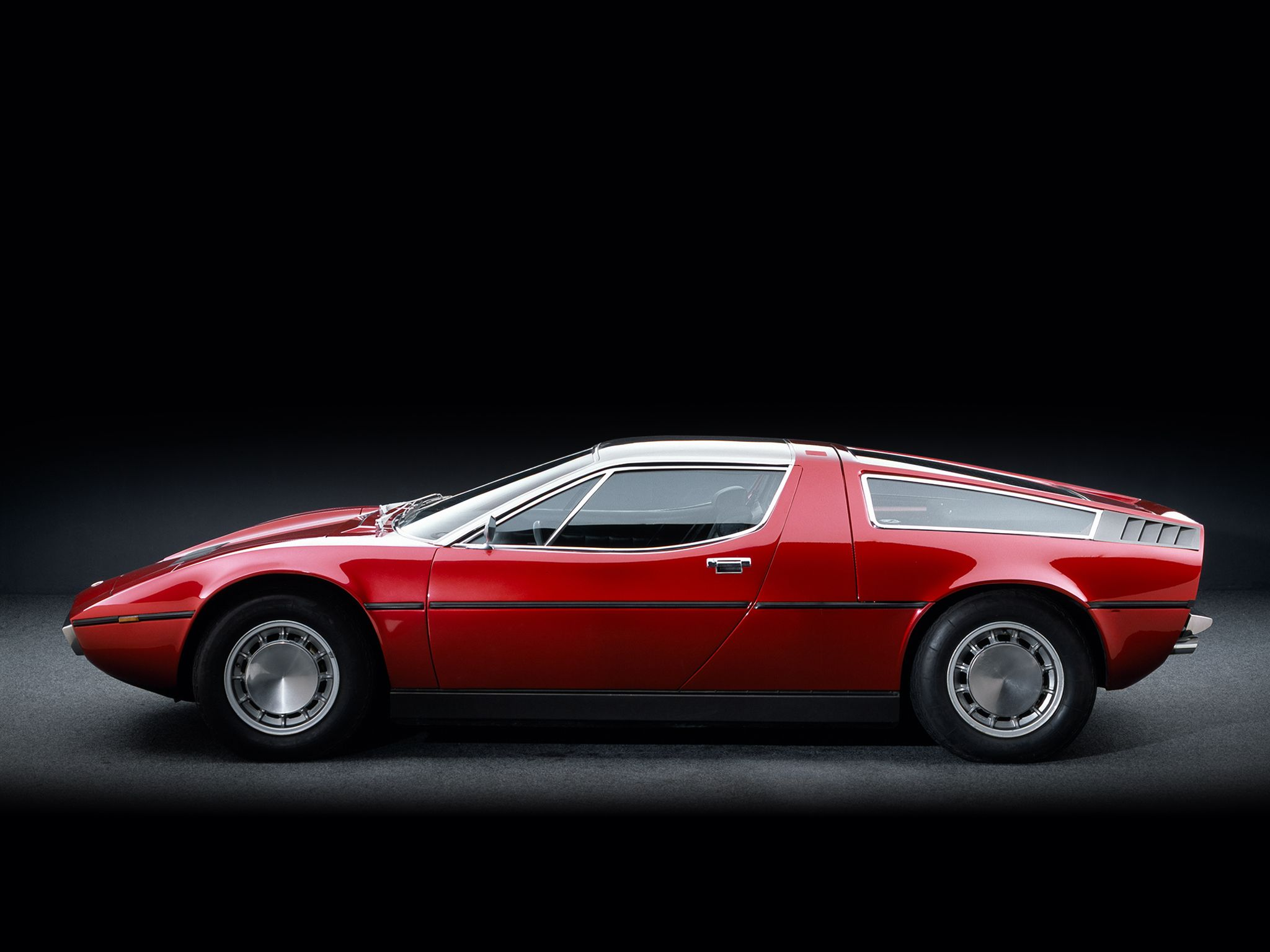 sleek and powerful the maserati bora considered by some to be the pinnacle