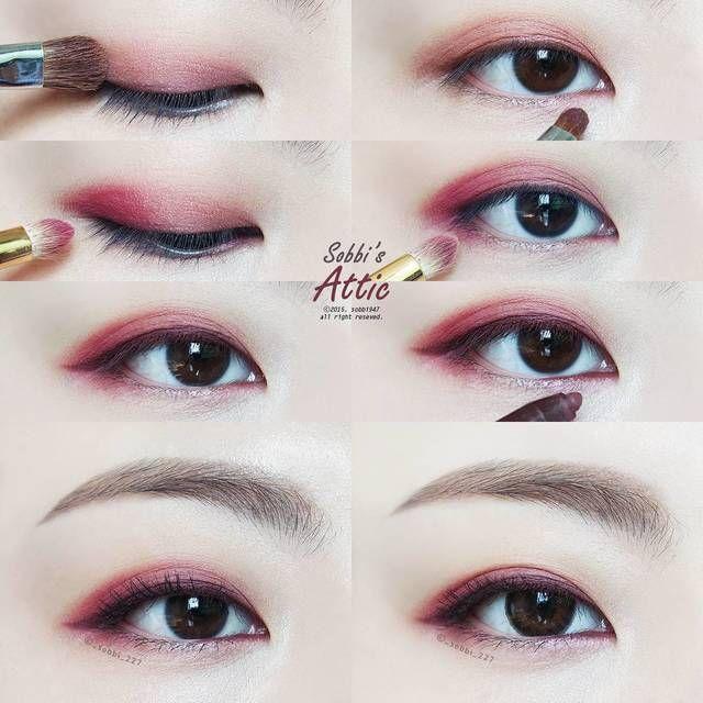 สวยและแพงมาก กับ Eye Makeup ลุคสวยจาก IG _sobbi_227 สวยไม... รูปที่ 10|SistaCafe