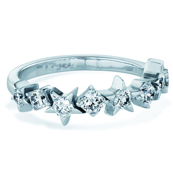 Fabulous Offbeat Engagement Rings Star wedding Star and Weddings