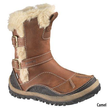 Merrell Womens Taiga Buckle Winter Boot - Gander Mountain