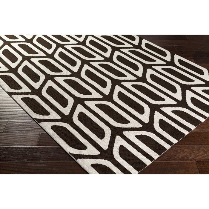 Blohm Black White Area Rug In 2019 My Home Taylors Bedroom