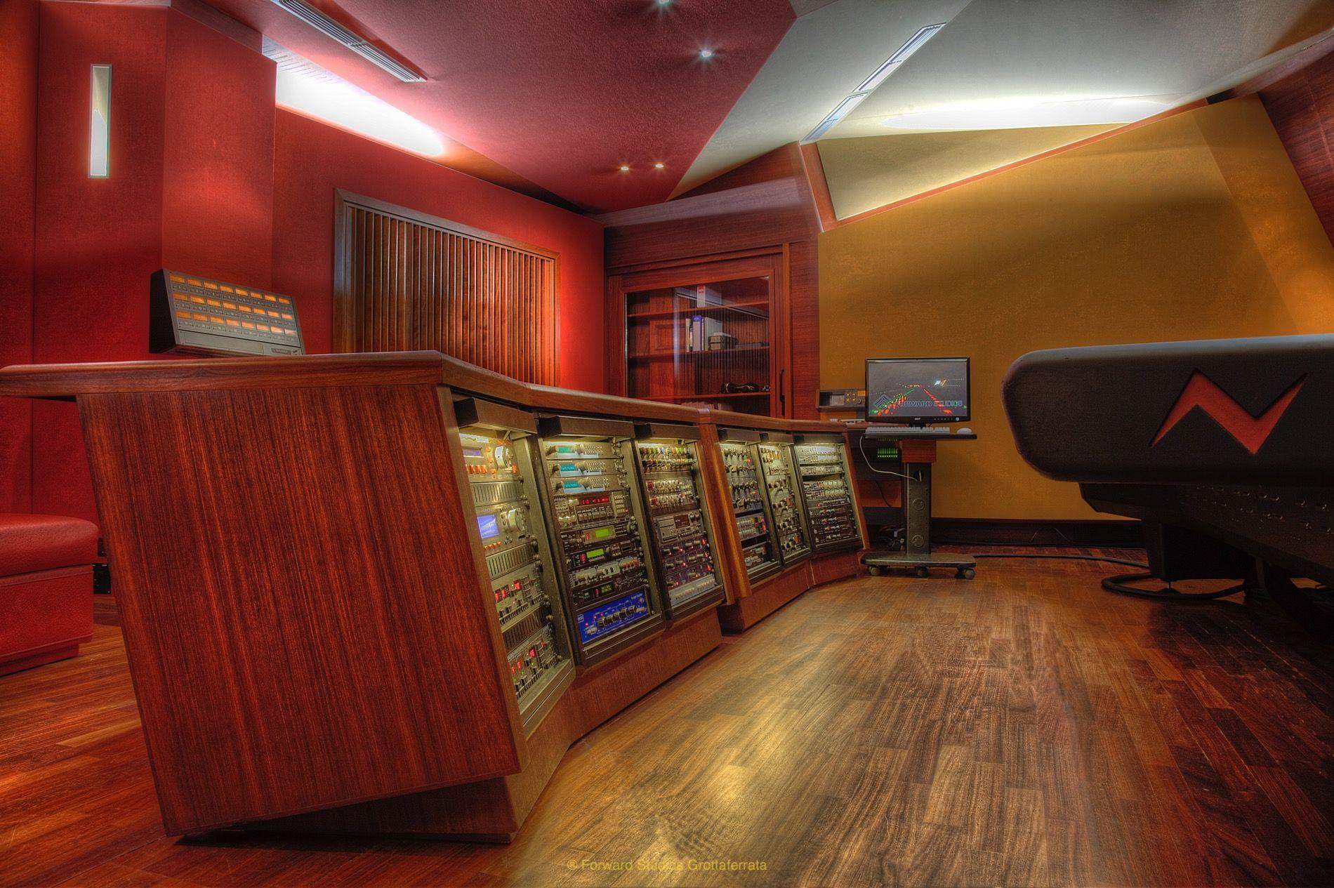 Forward Studios Studio Di Registrazione Roma, Mastering