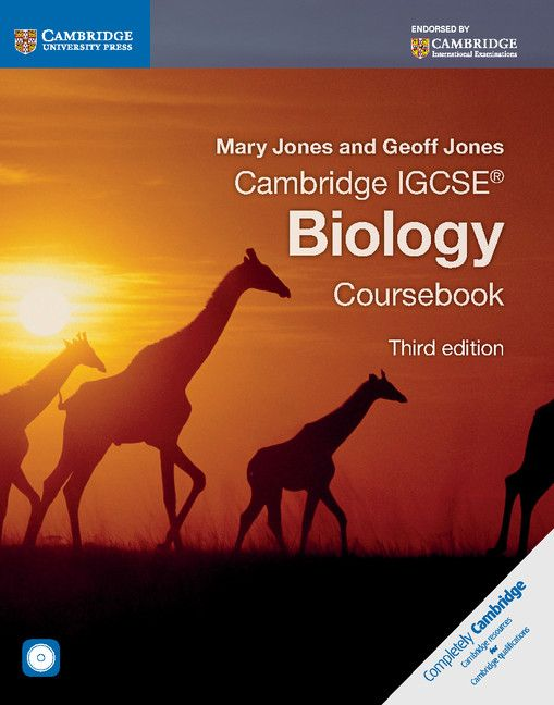 Cambridge igcse biology third edition is written by an experienced cambridge igcse biology third edition is written by an experienced teacher and examiner to fandeluxe Gallery