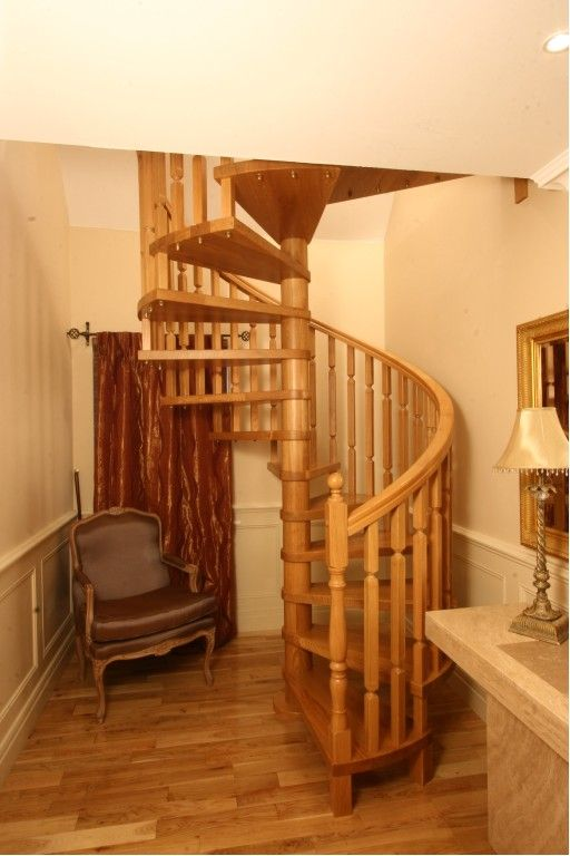 Spiral Staircase Plans Parkgate Traditional Spiral Stair