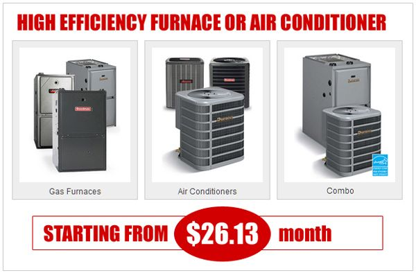 Get an Air Conditioner for your Toronto Property Today