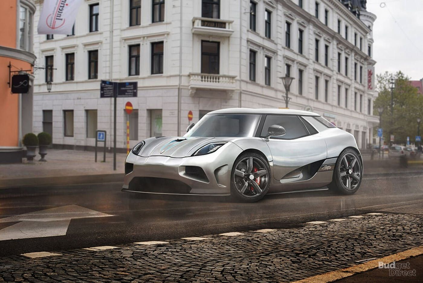 Seven Supercars Rendered As City Cars Is The Only Way To Commute Drivetribe City Car Super Cars Cars