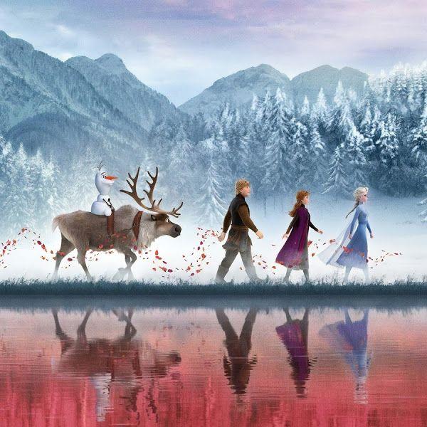 Frozen 2 Elsa Anna Kristoff 4k 3840x2160 Wallpaper Frozen Disney Movie Disney Frozen Elsa Frozen Wallpaper
