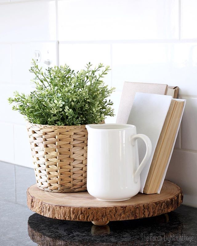 Staging Kitchen Counters: Kitchen Staging, Kitchen Vignettes
