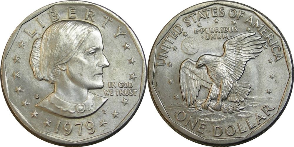 1979 American Dollar Coin Value