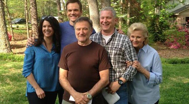 Rwf Merry Friggin Christmas 2014 Mitch Mitchler Robin Williams Robin Williams Movies Robin