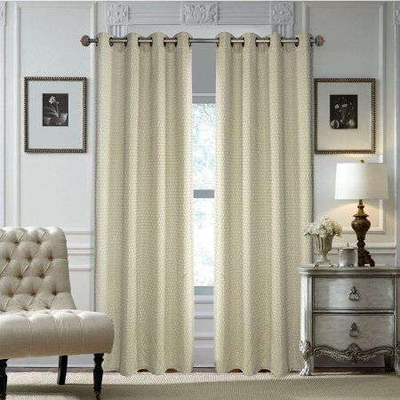 Marvelous Better Homes And Gardens Honeycomb Curtain Panel, Multiple Colors And  Sizes, Beige