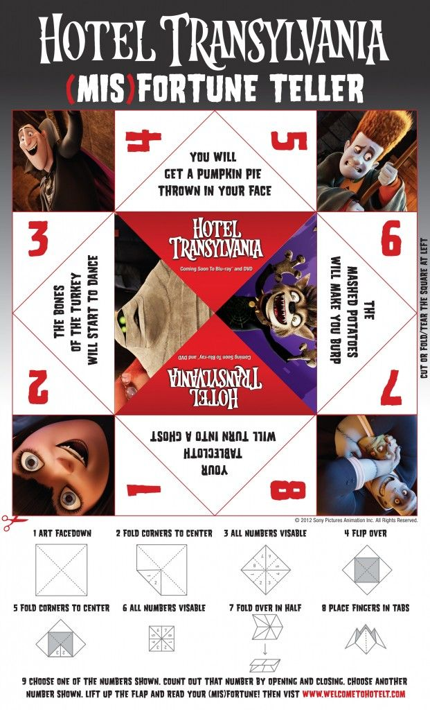 Hotel Transylvania Giveaway Win a MONSTER Prize Pack