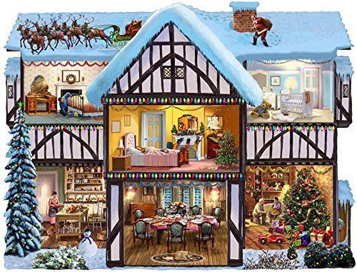 The best Christmas jigsaw puzzles are ones your family will actually