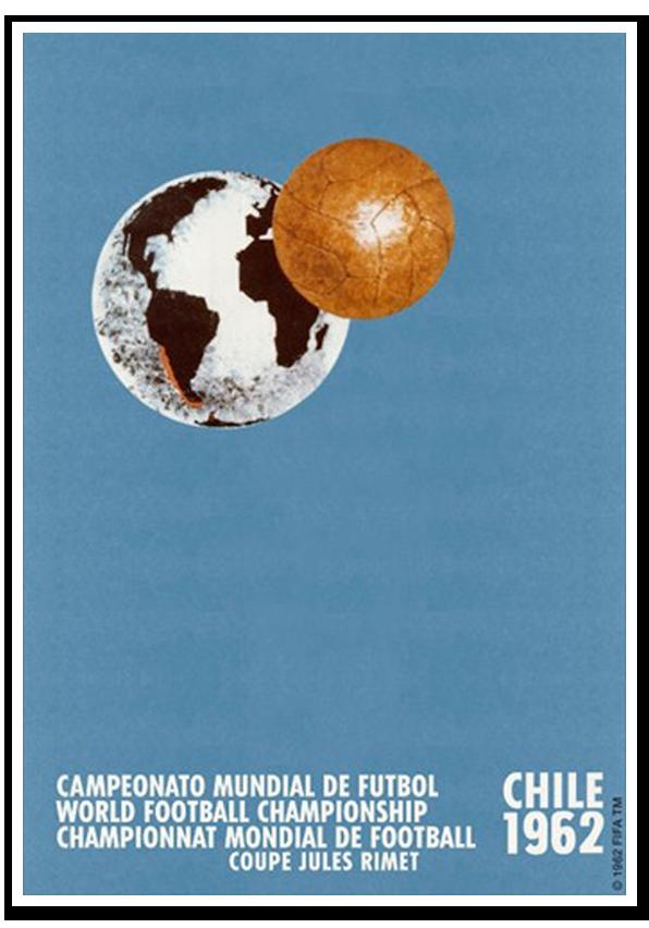 Afiches De Los Mundiales De Futbol Weltmeisterschaft Fifa Fussball Wm