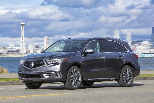 Acura MDX Colors Launch Date Redesign Cost It Appears - Acura suv price