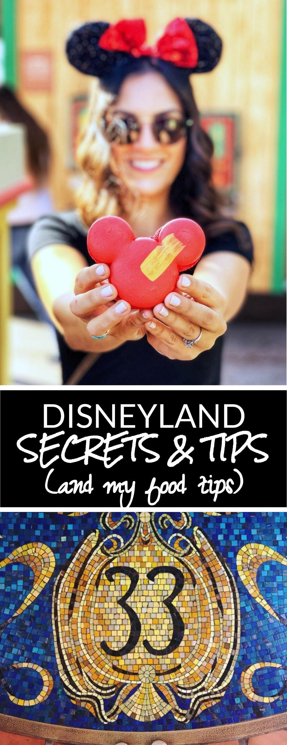 Disneyland Food Guide: My favorite eateries, the best booze, private clubs, and how to get in for free! #disneylandfood