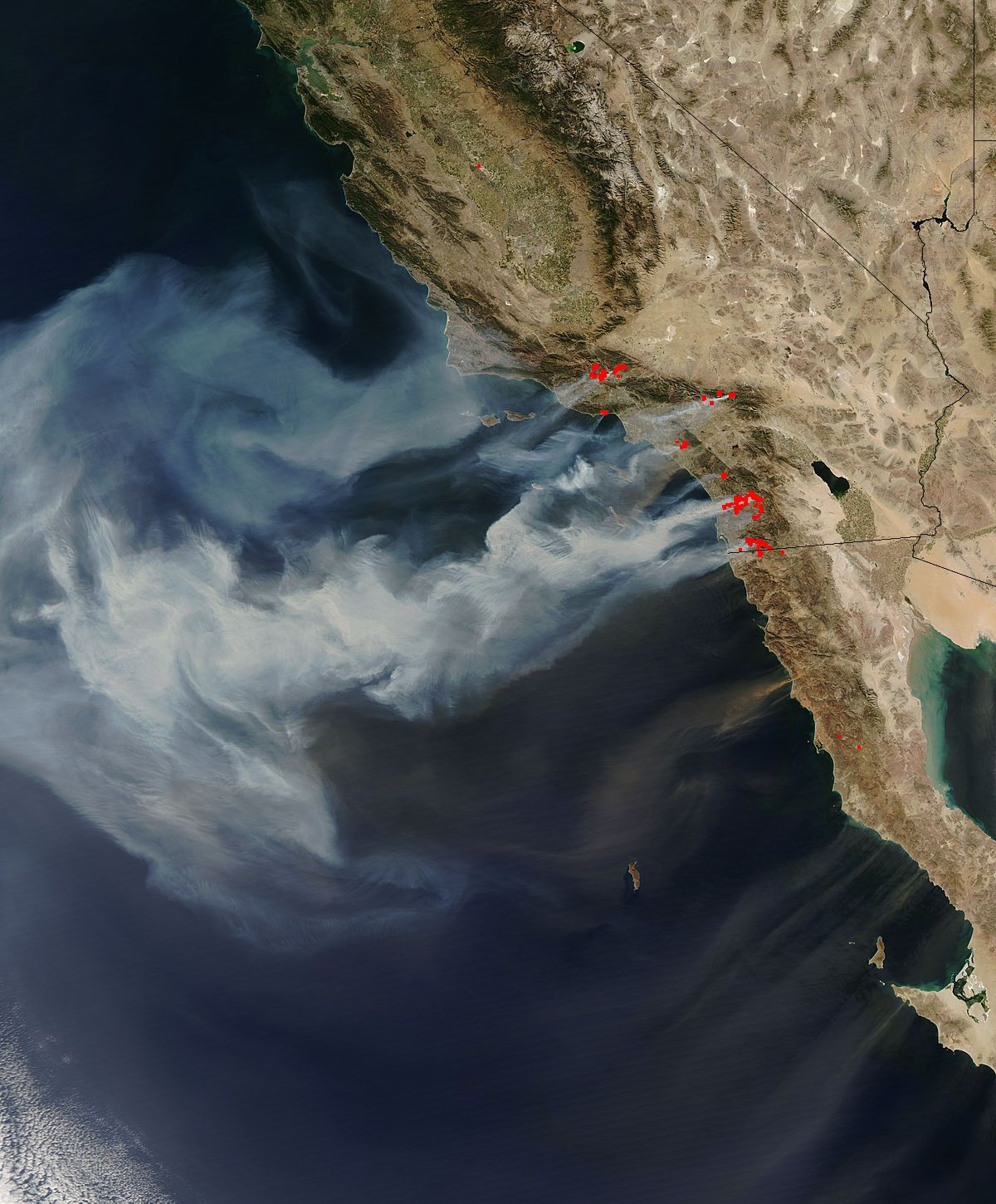 fires in california right now California Wildfires from