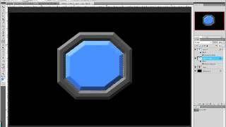 photoshop gem tutorial - YouTube