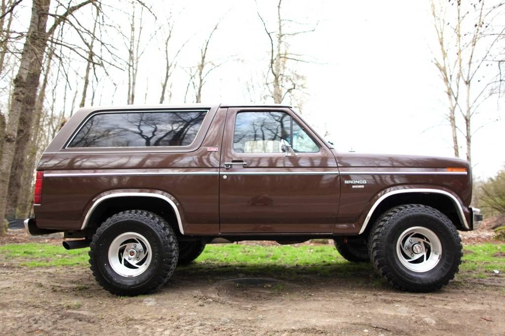 Hemmings Find of the Day 1982 Ford Bronco XLT Lari