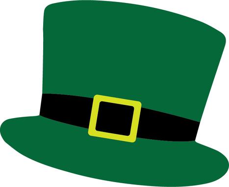 St Pat St Patricks Day Hat Paper Hat Cricut Projects