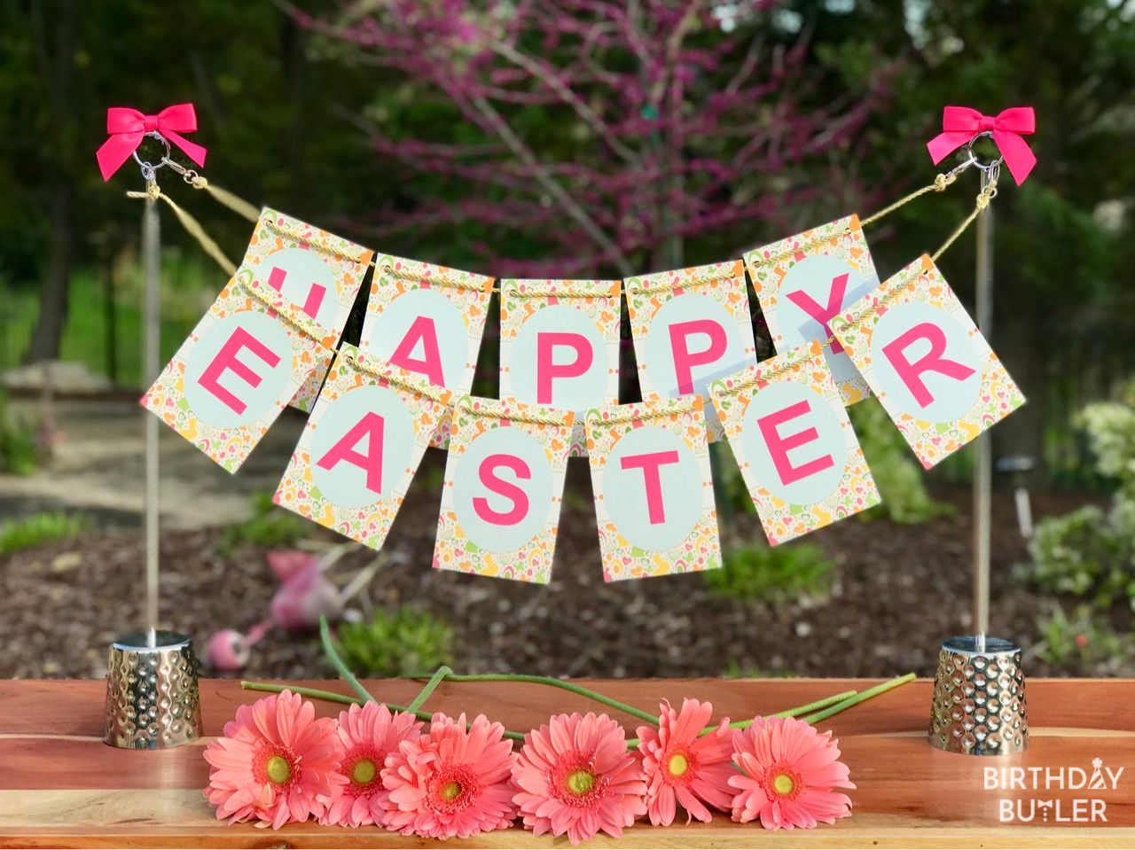 Easter is fast approaching! Grab this Happy Easter banner