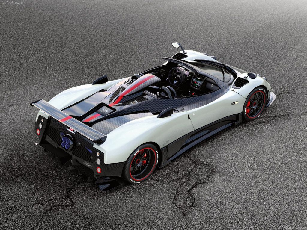 Download Nice Pagani Zonda Roadster Cinque Luxury Free Download ...