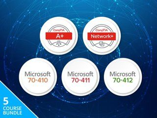 Get 6 IT certifications with the Essential CompTIA and Microsoft Windows Server Administrator Certification Bundle (96 per cent off) - https://www.aivanet.com/2016/07/get-6-it-certifications-with-the-essential-comptia-and-microsoft-windows-server-administrator-certification-bundle-96-per-cent-off/
