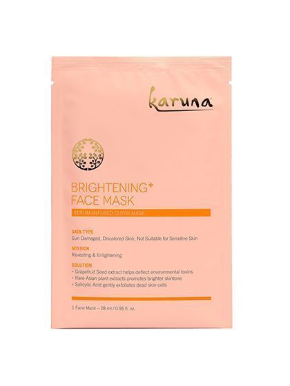 Karuna Brightening+ Face Masks | allure.com
