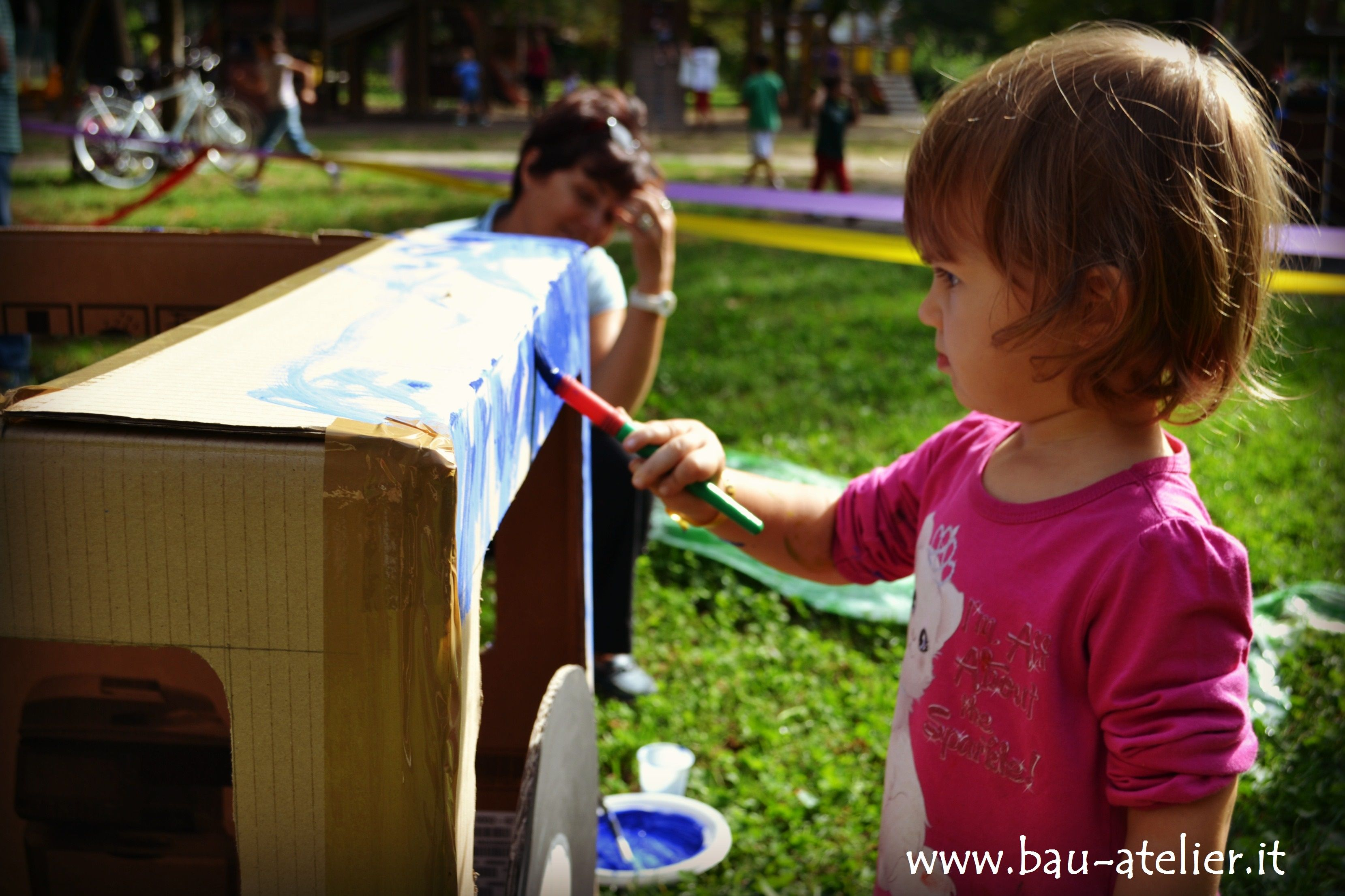 cardboard constructions for kids