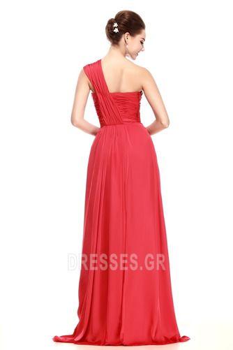9882cca89690 Γραμμή Α Πολυτελές Χάντρες Άνοιξη Αμάνικο Βραδινά φορέματα - dresses ...