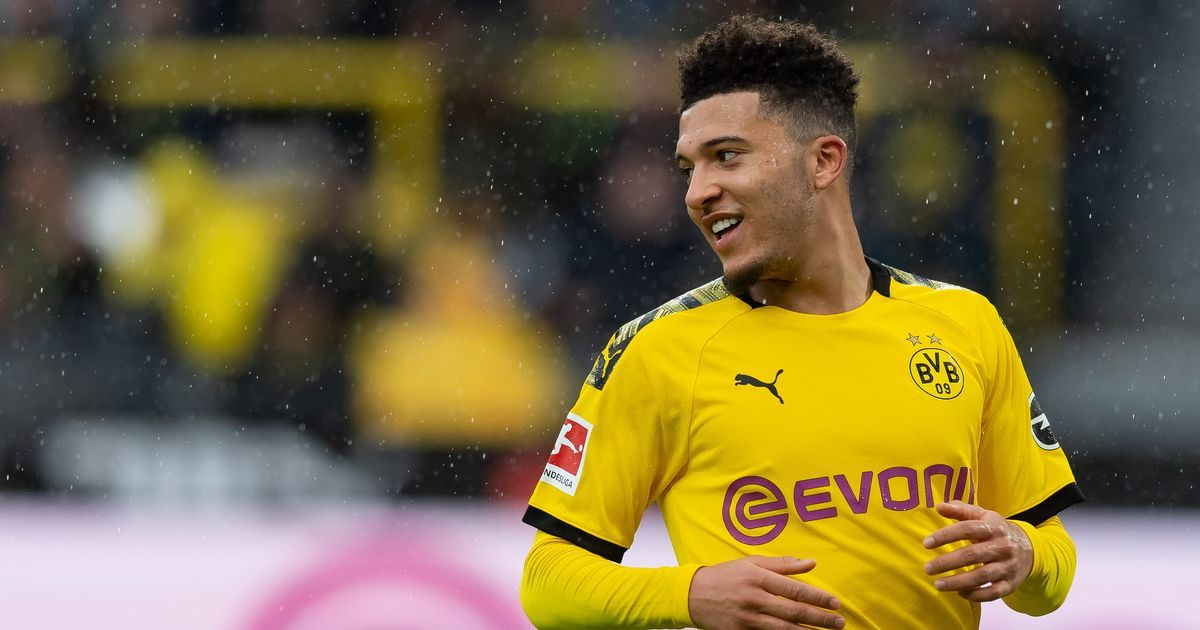 Man Utd Lead The Chase For Jadon Sancho And More Transfer Rumours In 2020 Manchester United Transfer Manchester United Transfer News Manchester United Fans