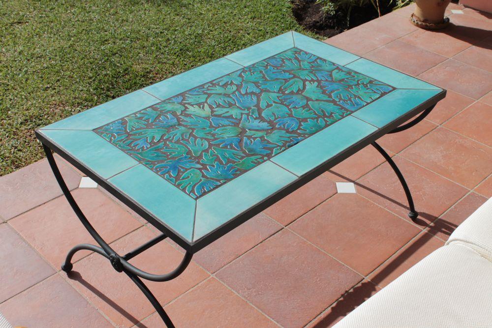 Gvega   Mosaic Table   Marbella