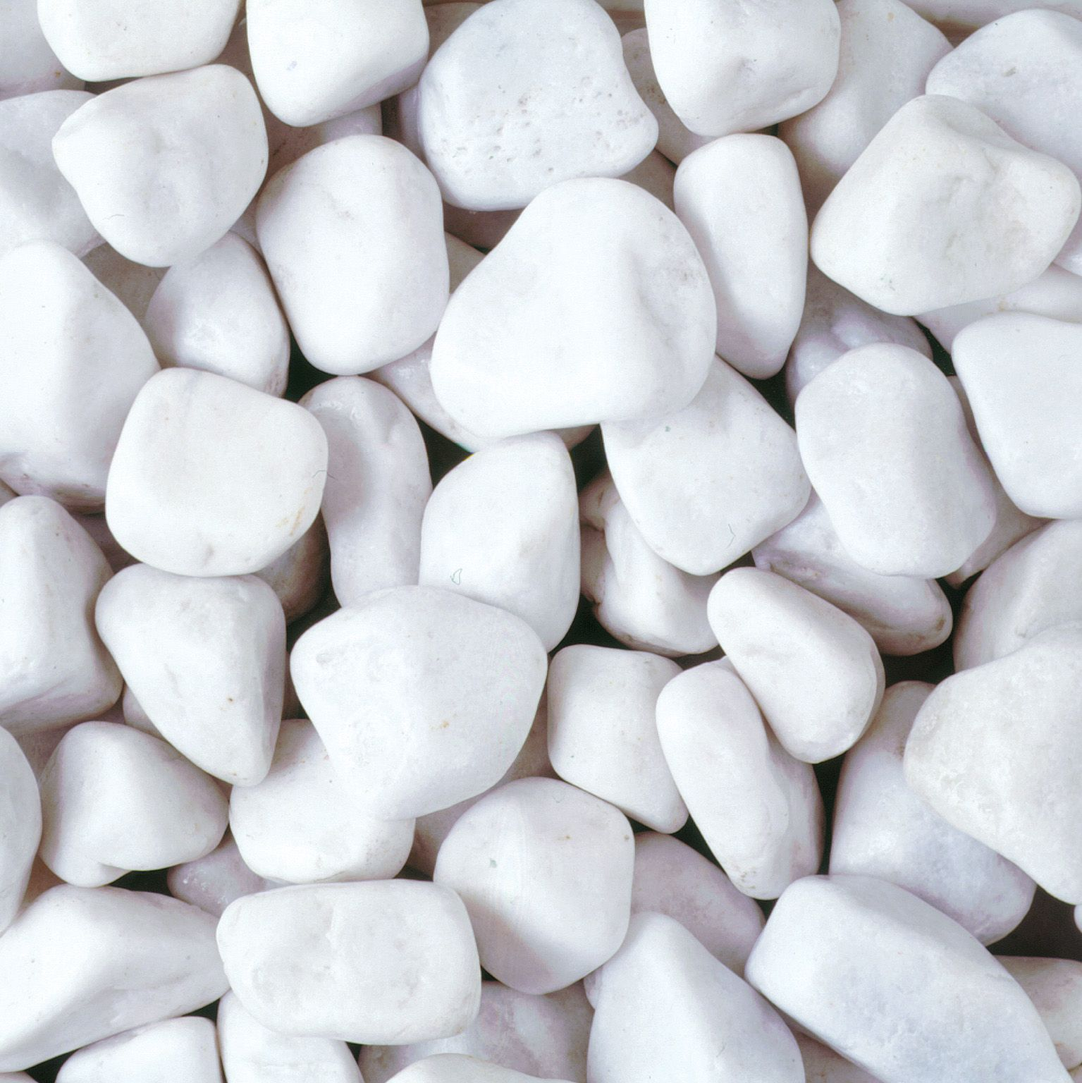 Polar White Pebbles White Spar Pebbles Spanish White Pebbles White Pebbles White Stone White Gravel Plum Slate White Pebbles