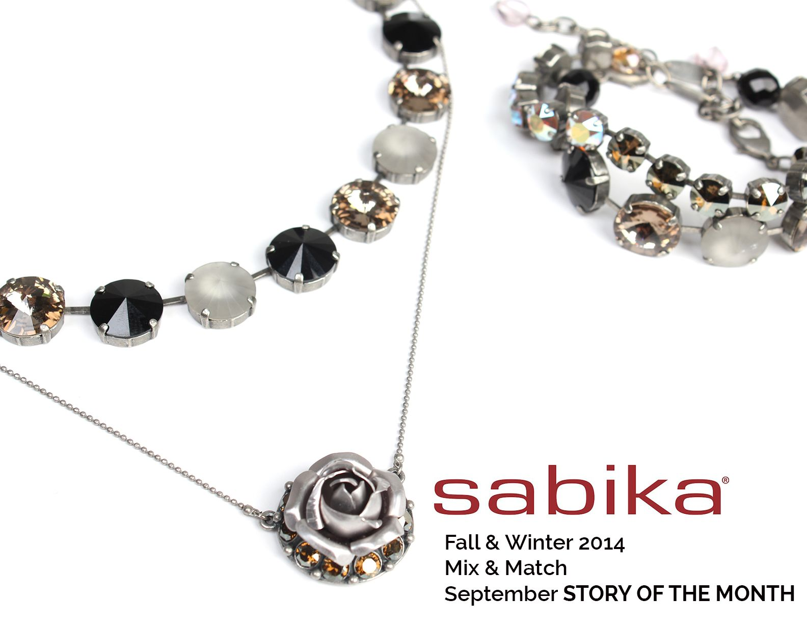 Sabika look necklace - Mixing Stones And Hand Crafted Elements Edition Cityscape Sabika Vienna Tm Choker And Rococo Rose Neckace With Edition Cityscape Vienna Tm Bracelet And