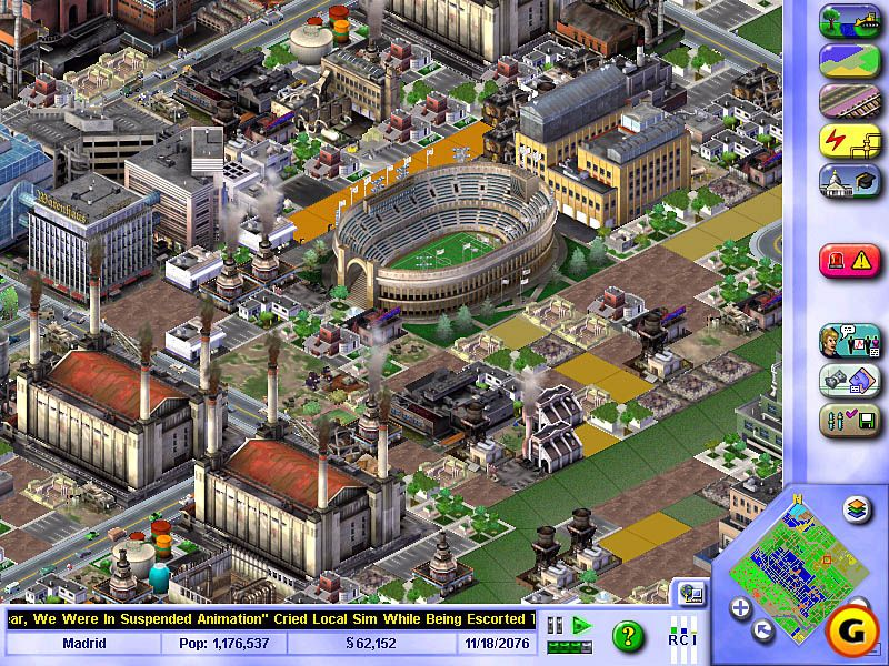 Image result for simcity 3000 uk edition