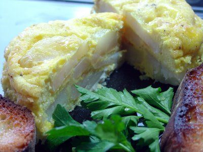 Thibeault's Table The Recipe Collection: Spanish Tortilla (Potato Omelette)