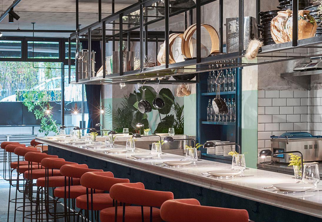 Ahali Tesvikiye Soto Lab Mediterranean Kitchen Modern Restaurant Bar