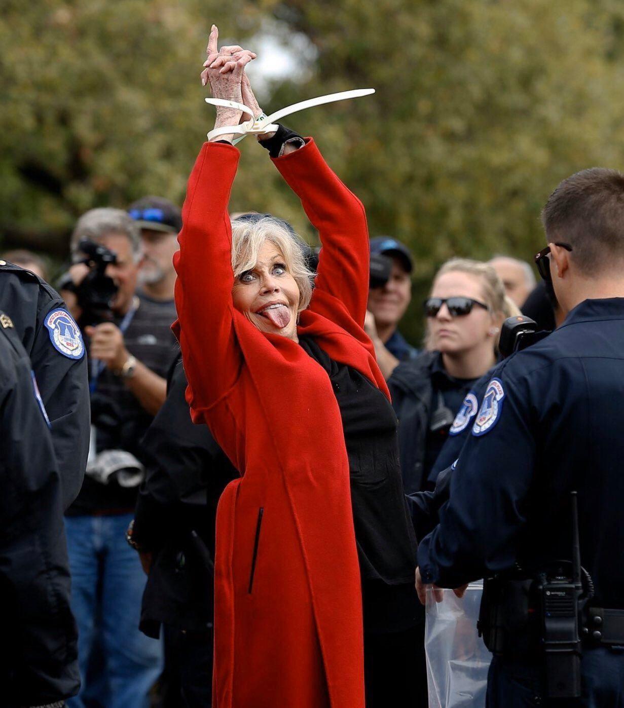 Jane Rules Jane Fonda Badass Women Women