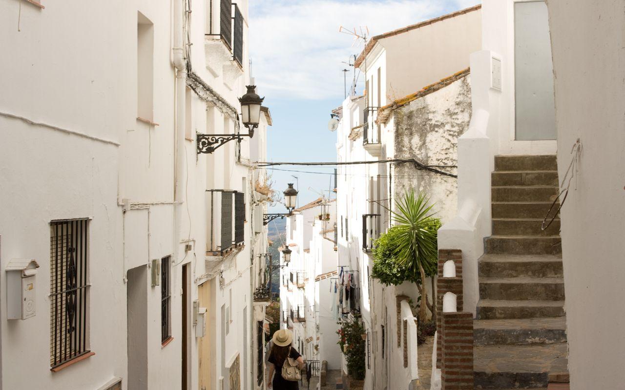 Pueblos Blancos - Sevilla, Granada y Córdoba