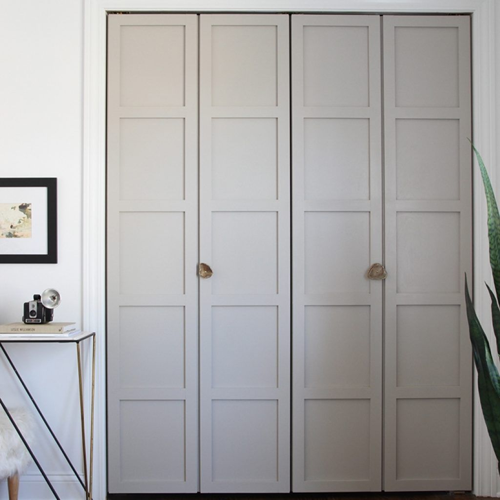 Charmant Very Thin Closet Doors   If You Are Contemplating Custom Cabinets Sliding  Doors Are An Essential Point For You To Think Abou
