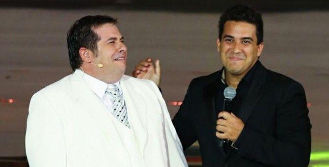 Leandro Hassum revela que fará redução de estômago após ver o sucesso obtido pelo amigo André Marques