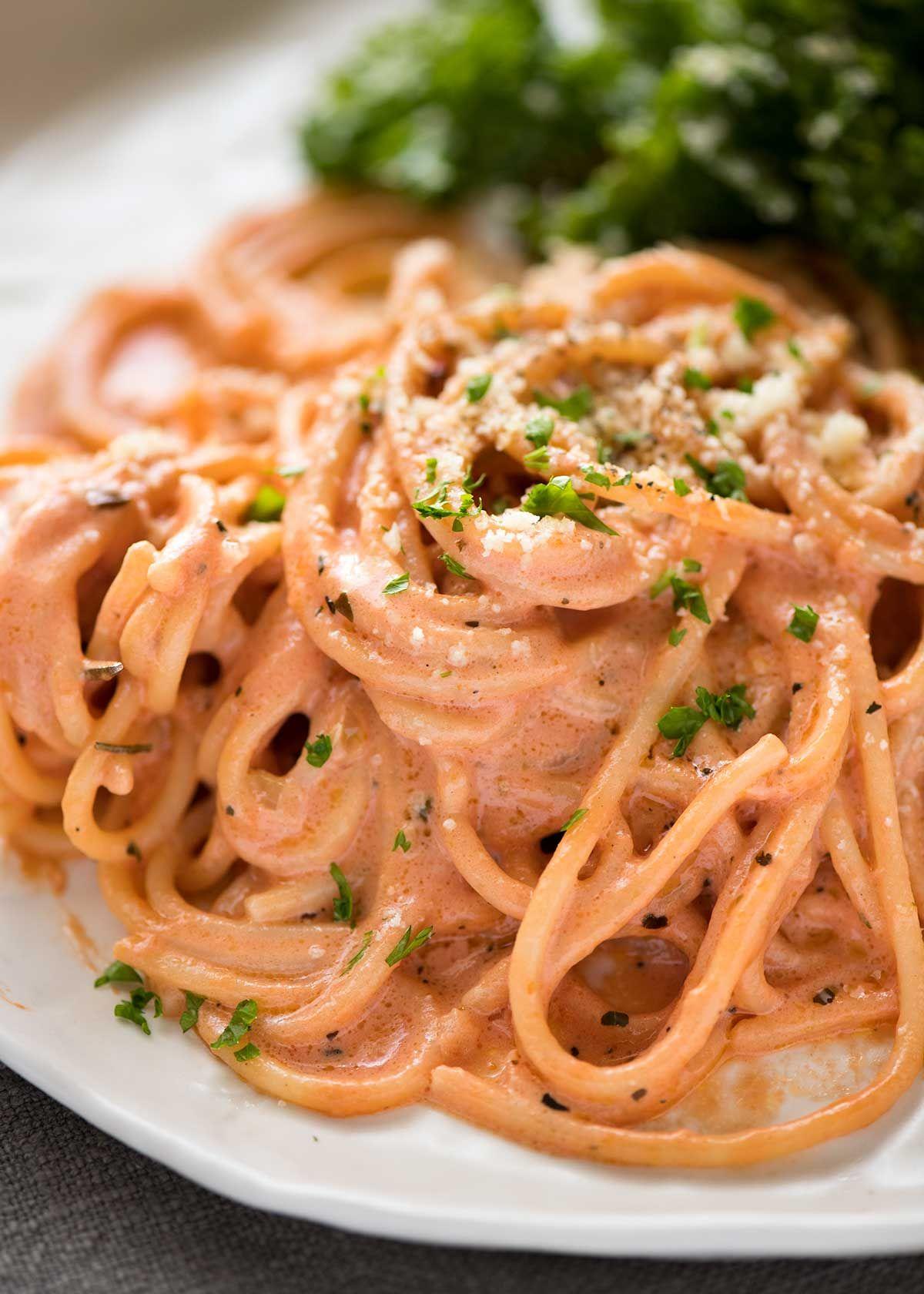 Creamy Tomato Pasta Recipe Creamy Tomato Pasta Cream Sauce Pasta Tomato Cream Sauce Pasta