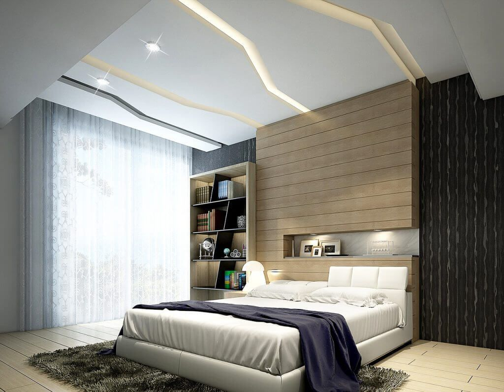 Magnificent Ultra Modern Ceiling Design In Your Bedroom In 2020 Ceiling Design Bedroom Creative Bedroom Decor Simple Bedroom Design